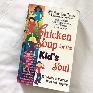 """Chicken Soup for the Kid's Soul"" Book"